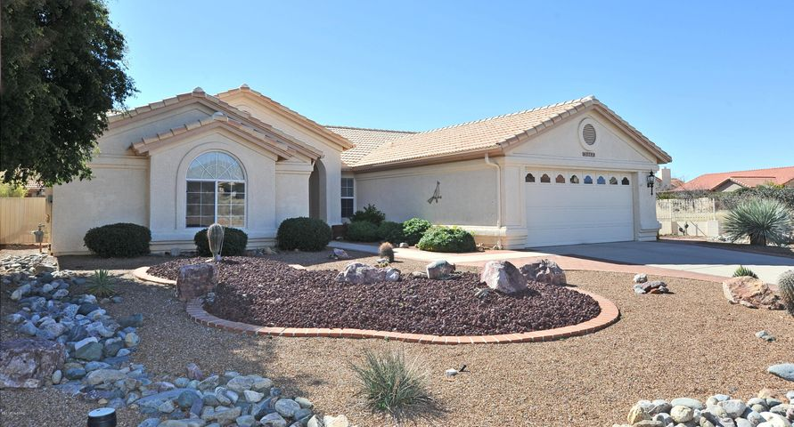 65749 E Mesa Ridge Court, Tucson, AZ 85739