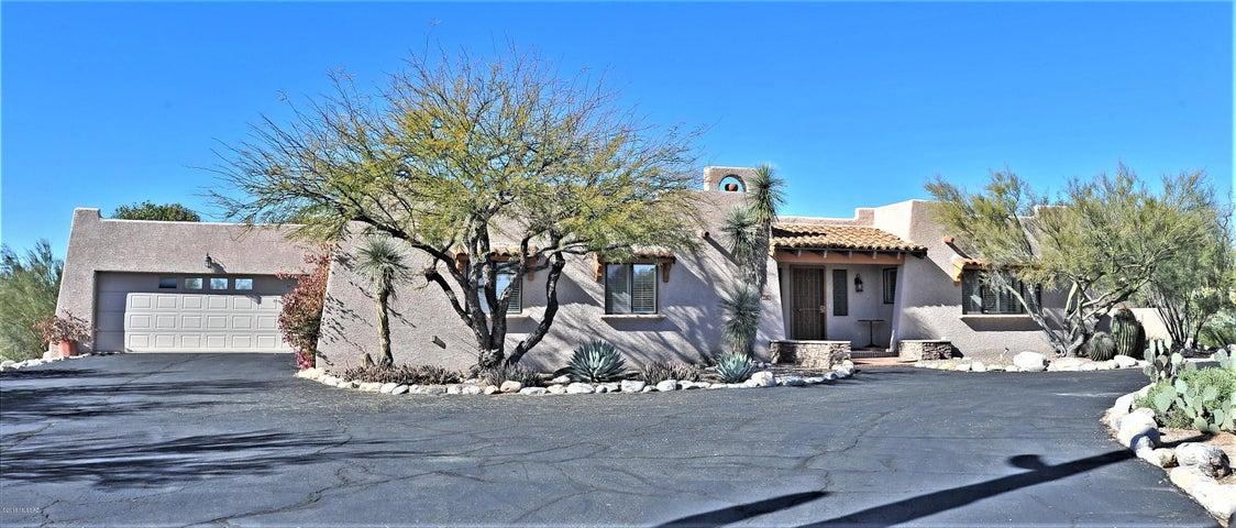 5515 N Entrada Quince, Tucson, AZ 85718