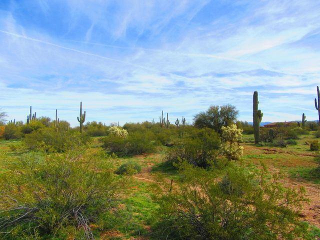 S Kit Fox Trail, 5 acres, Marana, AZ 85658