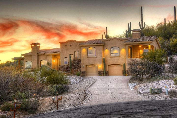 3879 N River Gate Place, Tucson, AZ 85750
