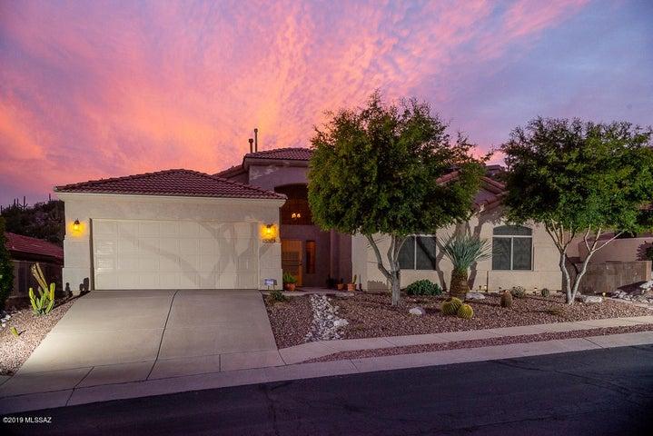 4419 N Ocotillo Canyon Drive, Tucson, AZ 85750