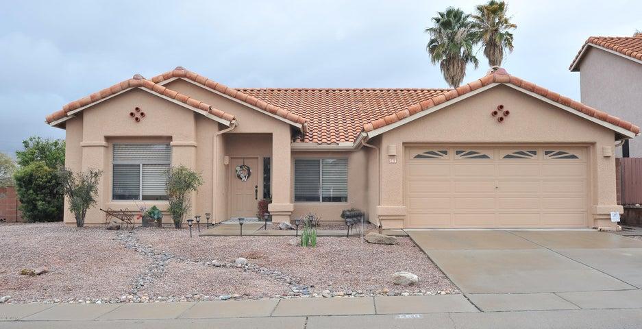563 W Paseo Rio Grande, Oro Valley, AZ 85737