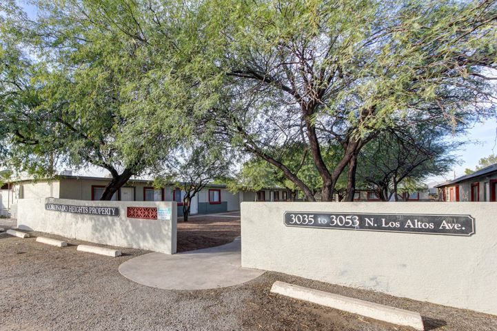 3035-3053 N Los Altos Avenue, Tucson, AZ 85705