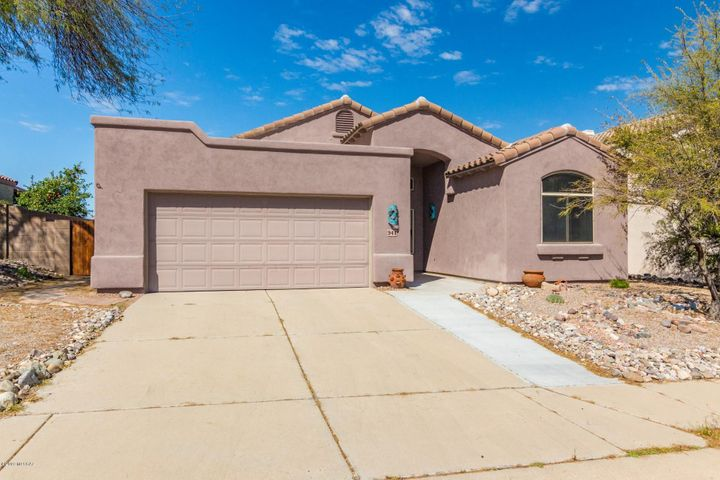 941 N Western Ridge Trail, Tucson, AZ 85748