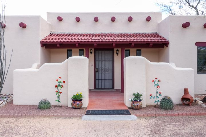 3500 N Vía San Juanito, Tucson, AZ 85749