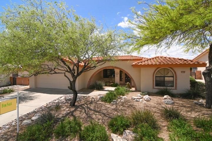 1056 E Desert Glen Drive, Oro Valley, AZ 85737
