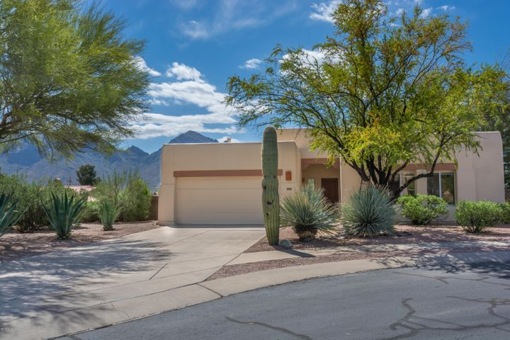 391 W Ajax Peak Road, Oro Valley, AZ 85737