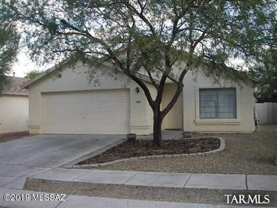 8263 S Placita Del Plantio, Tucson, AZ 85747