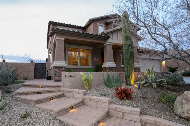 10865 N Avenida Vallejo, Oro Valley, AZ 85737
