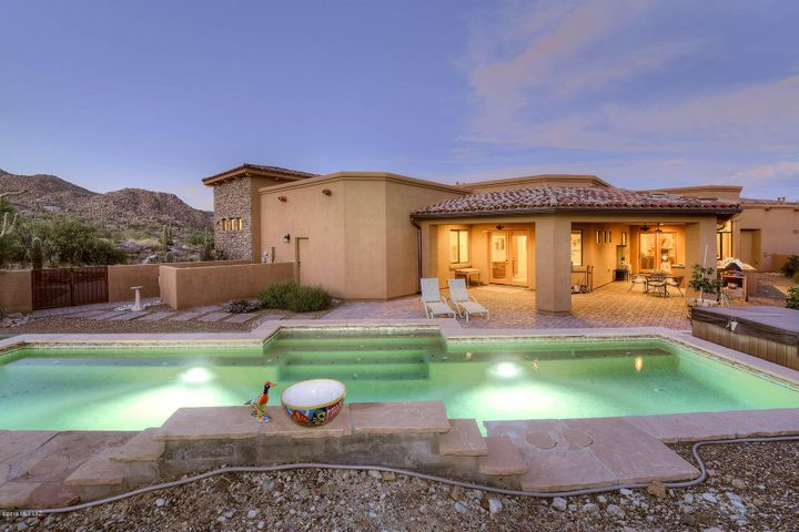 14515 N Shaded Stone Place, Oro Valley, AZ 85755