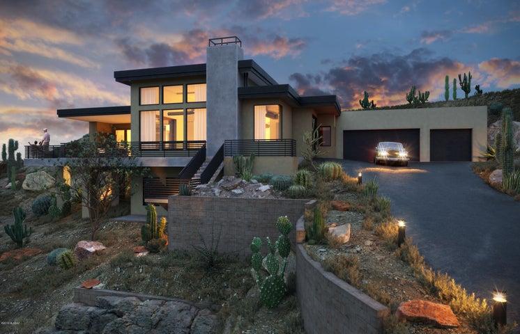 7342 N Secret Canyon Drive, Tucson, AZ 85718