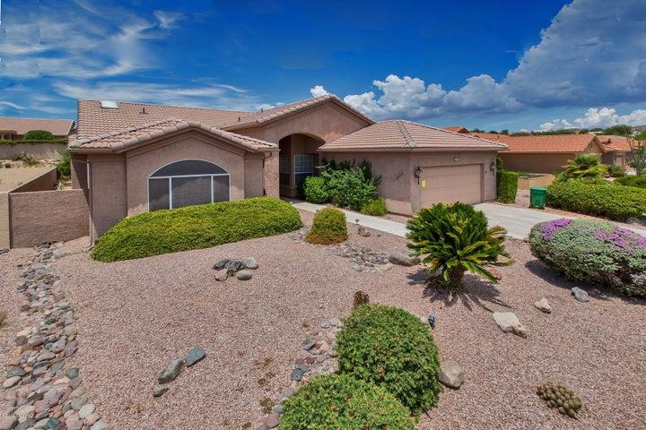 65664 E Desert Trail Drive, Tucson, AZ 85739