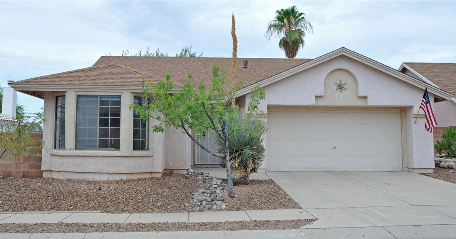8991 N Brimstone Way, Tucson, AZ 85742