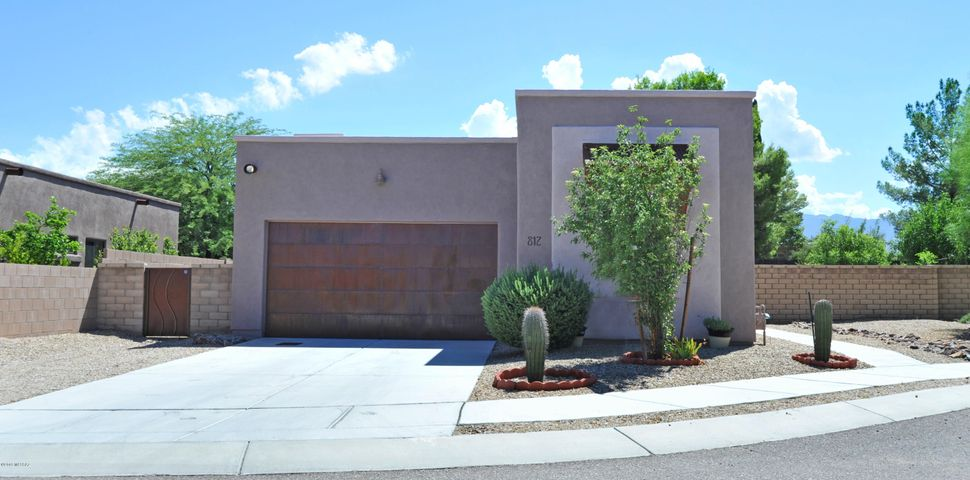 812 N Rose Water Place, Tucson, AZ 85710