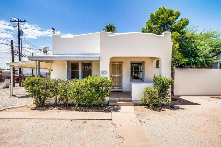 1425 N Euclid Avenue, Tucson, AZ 85719