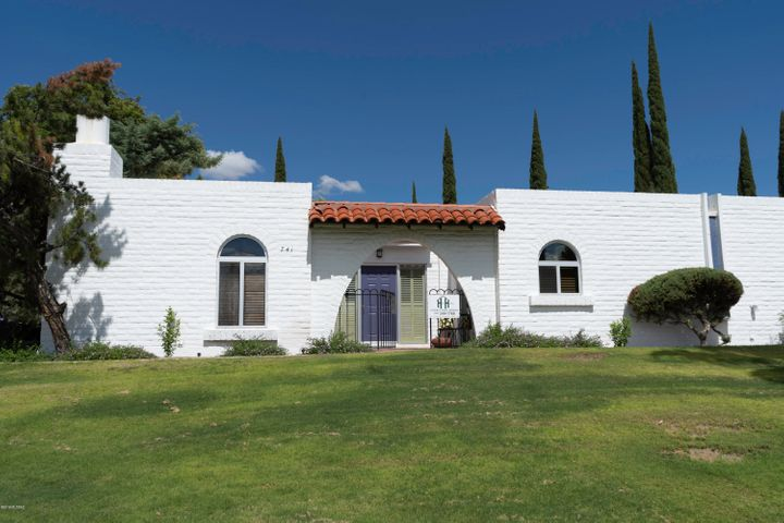741 W LAS LOMITAS Road, Tucson, AZ 85704