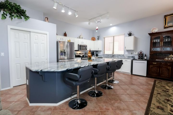 Welcome Friends into your newly remodeled kitchen