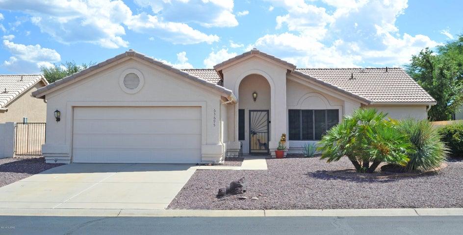 63695 E Cat Claw Lane, Saddlebrooke, AZ 85739