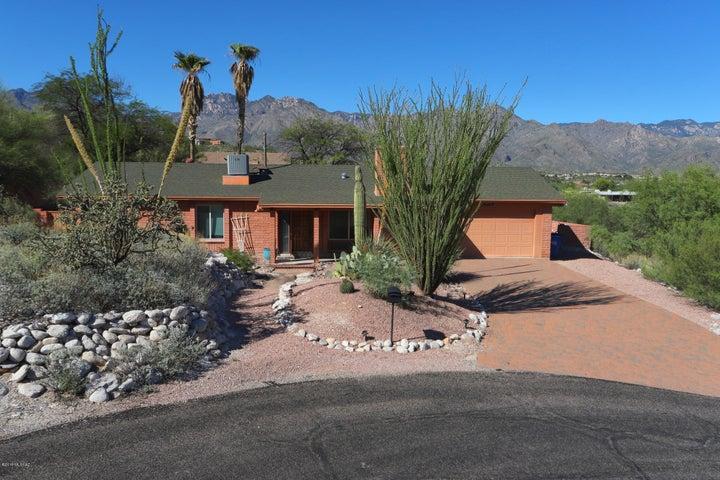 7161 E Gambel Circle, Tucson, AZ 85750