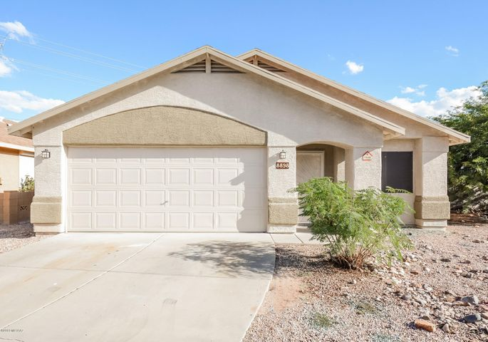 8898 S Desert Valley Way, Tucson, AZ 85747