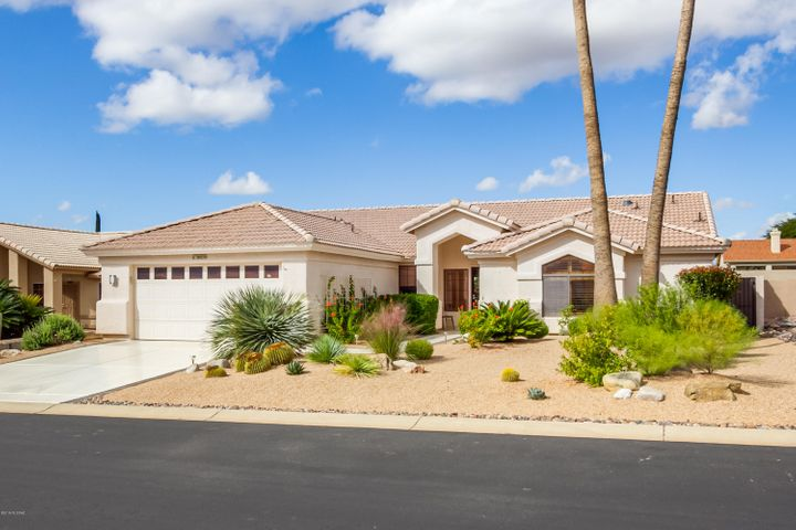 Topaz Model - 1,960sf, 2BD, 2BA + bonus room in SaddleBrooke