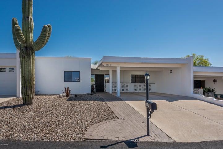 5034 N Campana Drive, Tucson, AZ 85718