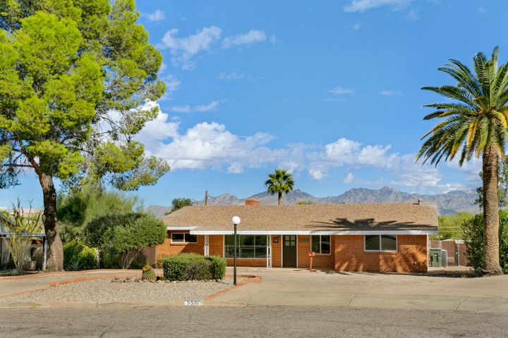 5507 E South Wilshire Drive, Tucson, AZ 85711