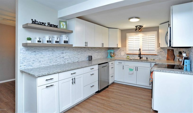 Naturally, you love this kitchen right!