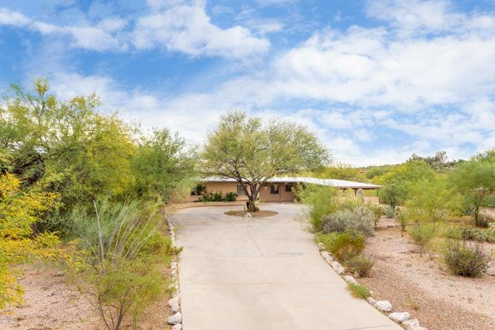 10206 E Placita Cresta Feliz, Tucson, AZ 85749
