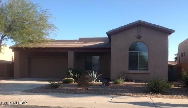 8094 N Painted Feather Drive, Tucson, AZ 85743
