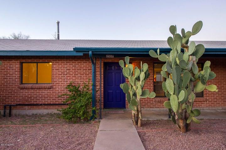 2537 E Edison Street, Tucson, AZ 85716