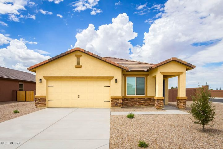11724 W Thomas Arron Drive, Marana, AZ 85653