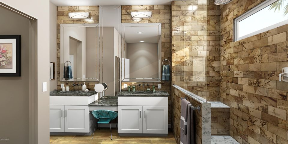 Owner Suite's Bathroom