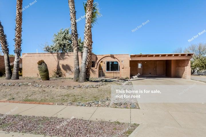 9181 E Chirco Place, Tucson, AZ 85710