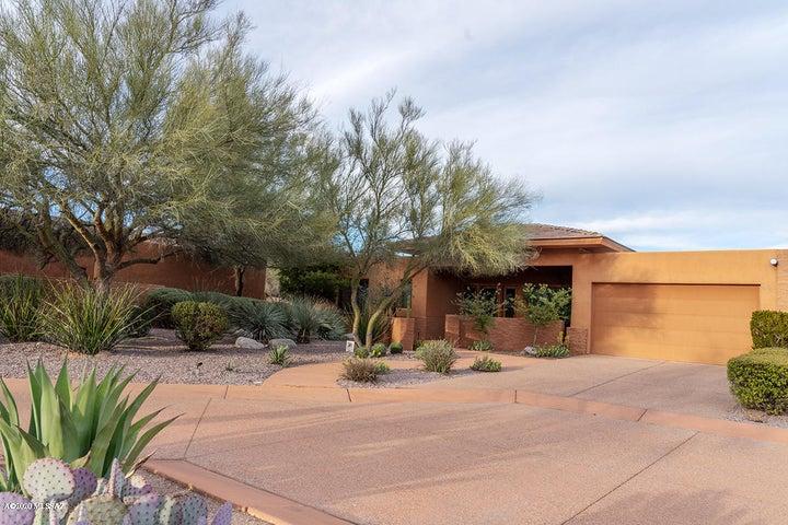 3850 N Canyon Ranch Ridge Place, Tucson, AZ 85750