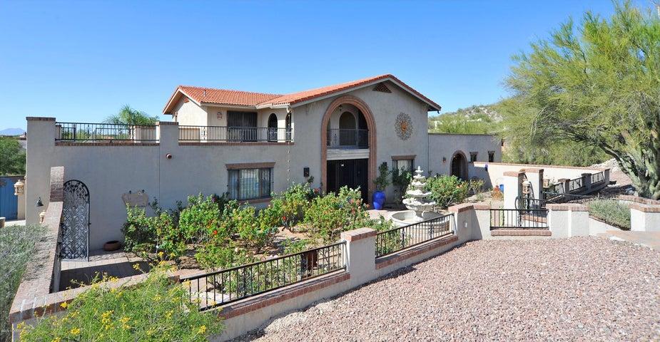 3601 N San Sebastián Drive, Tucson, AZ 85750