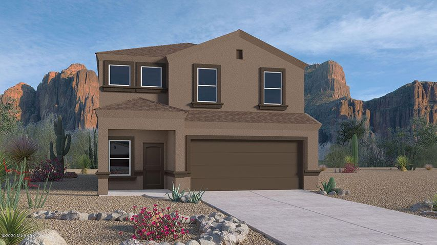 6073 S Avenida Dunas, Tucson, AZ 85706