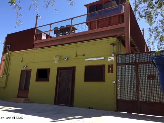 218 N 1St Avenue, Tucson, AZ 85719