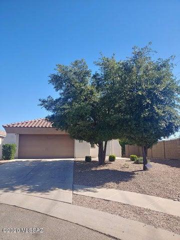 9516 E Rashad Way, Tucson, AZ 85748