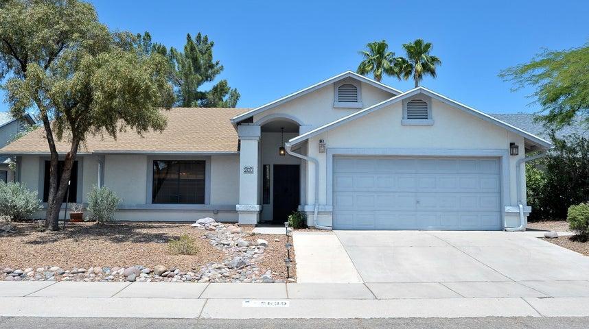 2830 W Redmond Drive, Tucson, AZ 85742