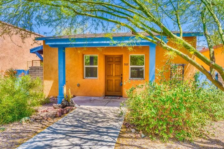 502 E Historic Street, Tucson, AZ 85701