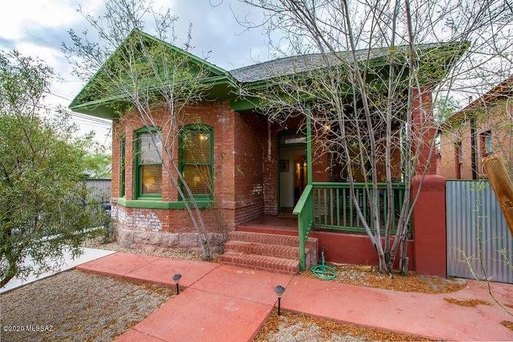 27 W 17Th Street, Tucson, AZ 85701