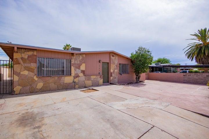 3760 E 27Th Place, Tucson, AZ 85713