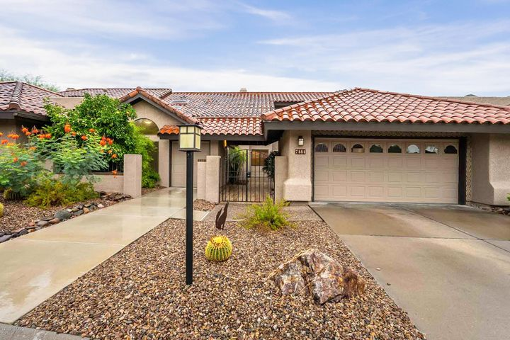 7181 E Grey Fox Lane, Tucson, AZ 85750