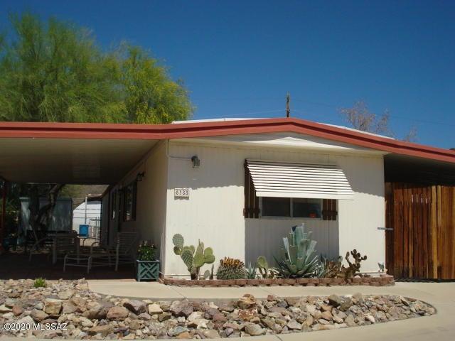 5388 W Flying W Street, Tucson, AZ 85713
