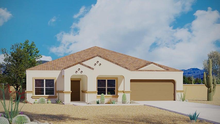 9827 N Fulbrook Way, Marana, AZ 85653