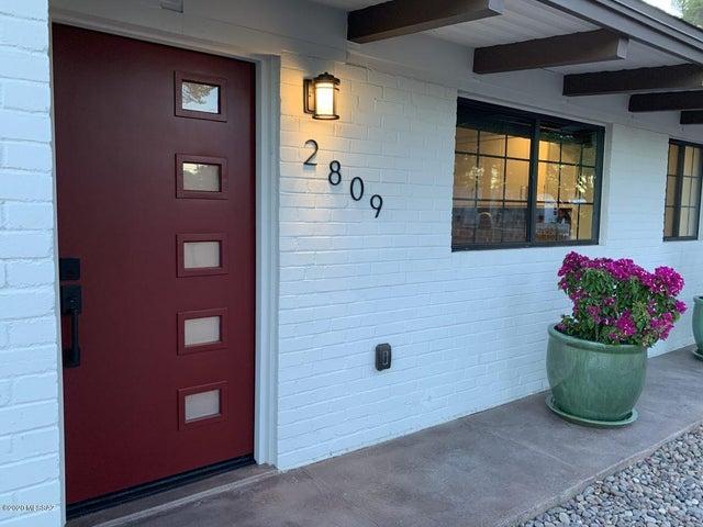 2809 E Malvern Street, Tucson, AZ 85716