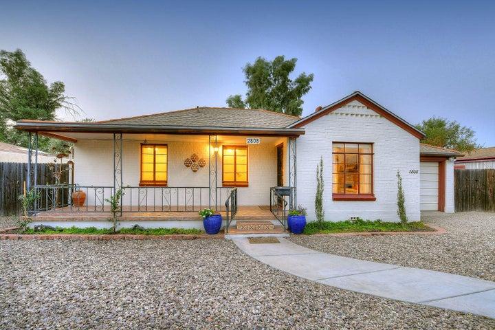 2808 E Mabel Street, Tucson, AZ 85716