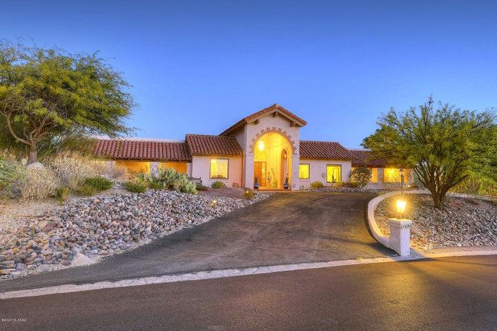 6380 E Valle Di Cadore, Tucson, AZ 85750