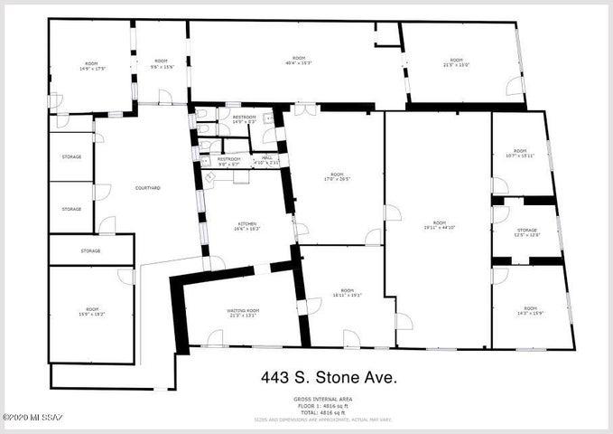 443 S Stone Avenue, Tucson, AZ 85701